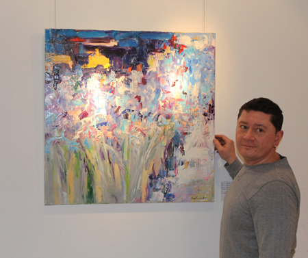 A One Man Show at the Knapp Gallery - Regents University - London
