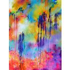 Fresh Moods 28, Large Abstract Painting