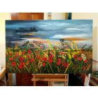 """ The Power of Poppies "" SOLD"