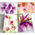 4 large A5 Greeting Cards