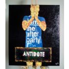 """Title: """"After Party"""" - Self Portrait of Sorts"""