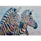 Zebra Friendship No 2