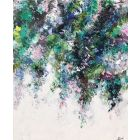 The Ivy - Large abstract painting XXL artworks