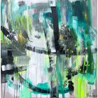 Do the impossible - Extra large modern abstract art xxl paintings