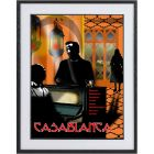 Casablanca: large framed limited edition print