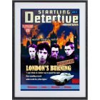 The Clash: large framed limited edition print