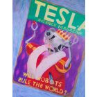 Will robots rule the world? Tesla science magazine. Inspired by Fallout 4