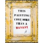 Cost More Than a Banksy (On the Daily Telegraph)