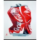 Crushed Coke (on paper)