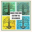Custom Decorative Tile Mural Hand Painted To Your Specifications