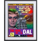 Soul of a Dal: large limited edition Dalek print