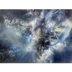 Gigantic Size XXL Painting The Beauty Of The Black By O KLOSKA
