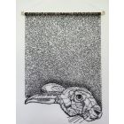 Hare's Head Wall Hanging