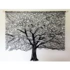 Lace Tree Wall Hanging 3