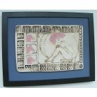 Diogenes Ancient Greek Philosopher - (Framed Ceramic Panel)