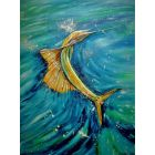 'Leap from the Deep' Sailfish