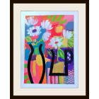 Abstract Summer Floral