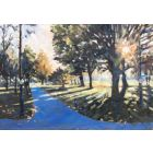 painting of wandsworth common