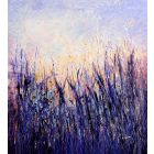 Feel It - Large original floral landscape