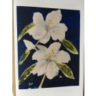 Greeting Cards 'Lilies'  unique and special