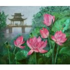 LOTUSES IN THE PARK