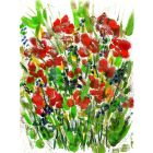 Spring flowers Floral Meadow -  Gift Idea