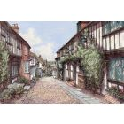 Mermaid Street, Rye in Sussex