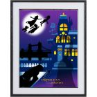Peter and Wendy: large framed limited edition print