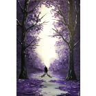 Through The Violet Trees 3