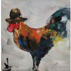 Top Hat Rooster