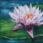 WATER LILY IV