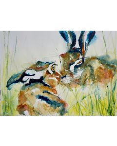 Hares 'Missed You""
