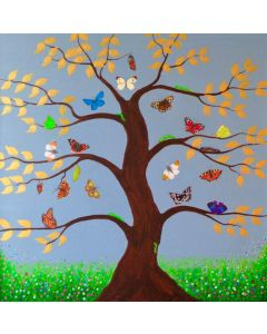 Butterfly Tree of Life