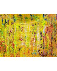 Summer in your soul - XXL colorful abstract
