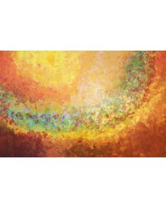 The Sigh of the the Earth No. 2 - XXL abstract landscape