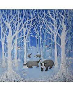 The Winter Badgers