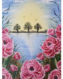 Floral tranquillity