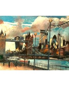 Tower Bridge from Butlers Wharf