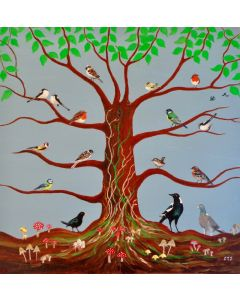 Bird Tree of Life