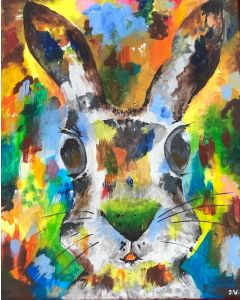 Eric The Psychedelic Hare