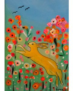 The Yellow Hare