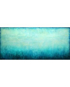 Abstract Turquoise IV