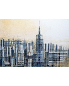 New York And The Empire State In Neutral Colours