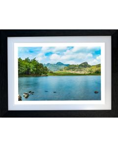 BLEA TARN  - ENGLISH LAKE DISTRICT  _ Limited Edition of 10  -  FREE WORLDWIDE SHIPPING