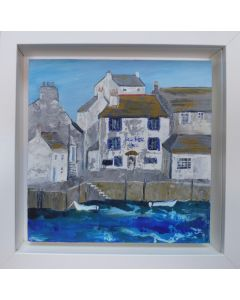 Blue Peter, Polperro