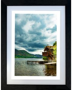 DUKE of PORTLAND BOATHOUSE - ULLSWATER - Lake District - Limited Edition of 10 - FREE WORLDWIDE SHIPPING