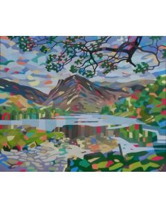 Buttermere with Fleetwith Pike