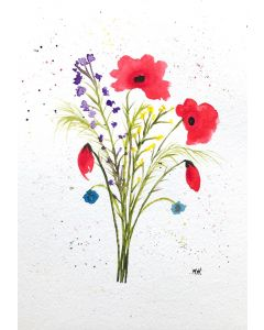 Red poppies nr 5