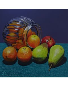 Still Life With Mixed Fruit