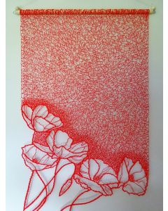 Poppies Wall Hanging